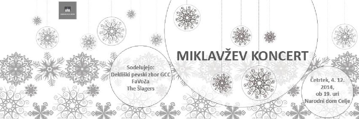 miklavzev koncert