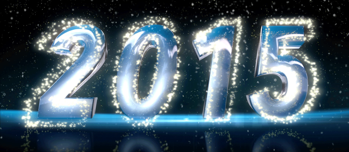 Srečno 2015!