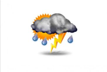 slabo vreme