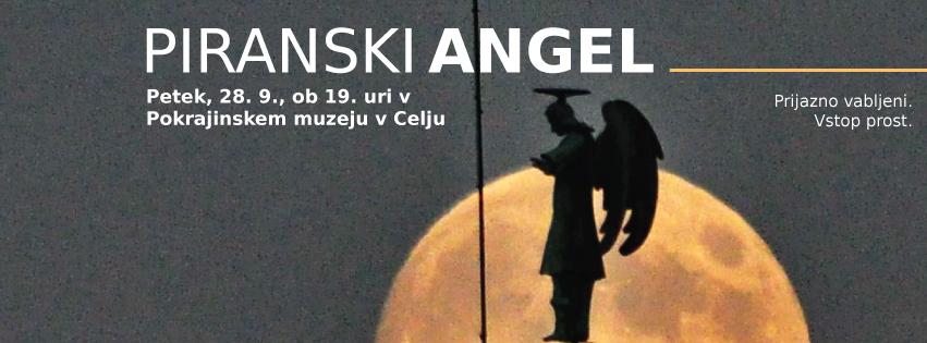Piranski angel v Celju